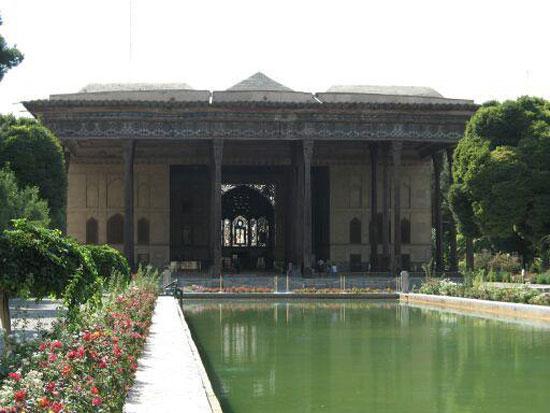 چهل ستون؛ شاهکار معماری ایران +عکس