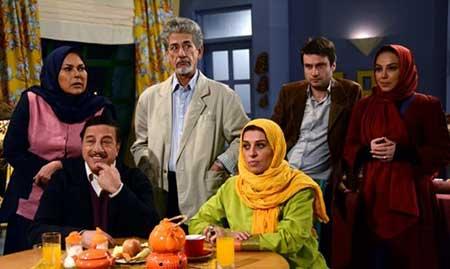 عکس های جالب و جدید محمدرضا گلزار و مهنازافشار درعشق تعطیل نیست