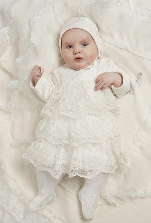 انواع مدل های جدید لباس نوزاد
