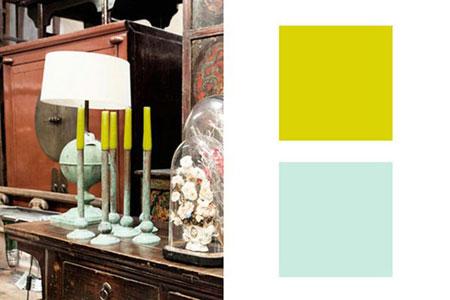 بهترین ترکیب رنگ های سال 2015 به پیشنهاد طراحان حرفه ای