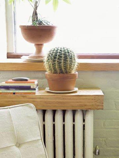 نحوه تزیین انواع رادیاتور در منزل +عکس