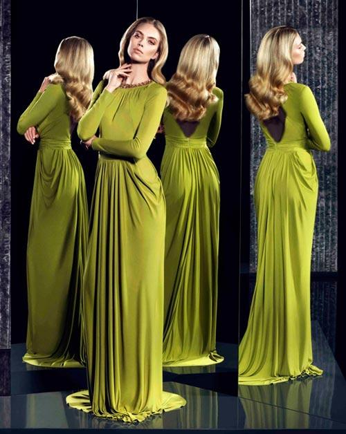 مدل های جدید لباس مجلسی زنانه برند ۴g