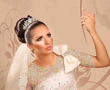 مدل های جدید آرایش عروس ۲۰۱۵