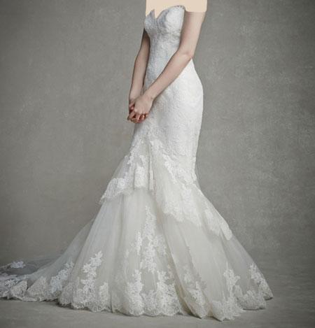 گلچینی از مدل های جدید لباس عروس 2015
