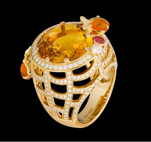 مدل های جدید جواهرات و زیورآلات زیبای برند Chaumet