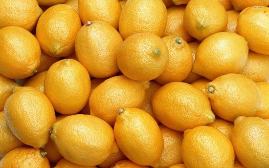 والپیپرهای زیبای لیموترش خوشمزه و تازه