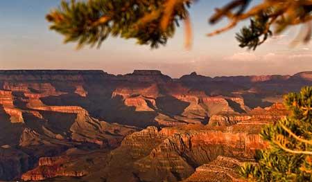 پارک ملی گرند کنیون میراثی به قدمت 6 میلیون سال +عکس