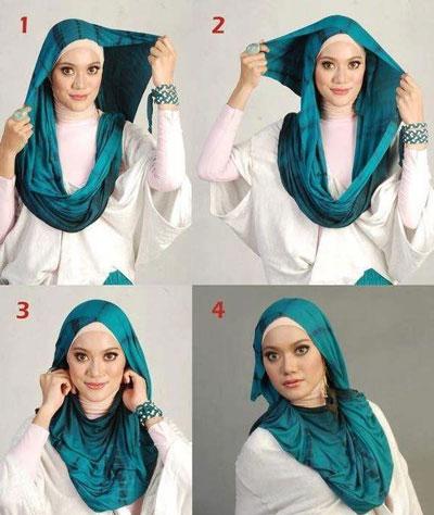 روش های خرید شال و روسری