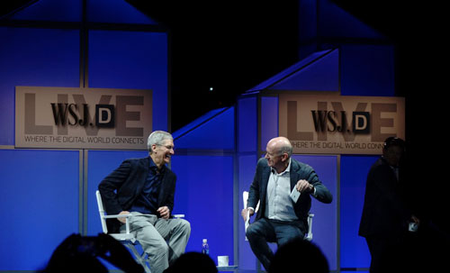 شرکت اپل همچنان موفقترین شرکت فناوری دنیا +عکس