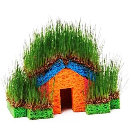 نمونه های جدید مدل سبزه عید 99