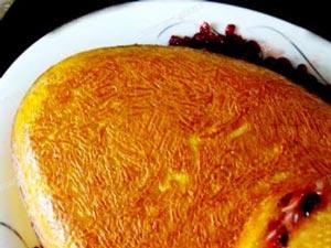 طرز تهیه ته چین گوشت و سیب زمینی