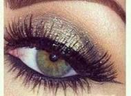 مدل های جدید آرایش چشم مخصوص مهمانی های شب