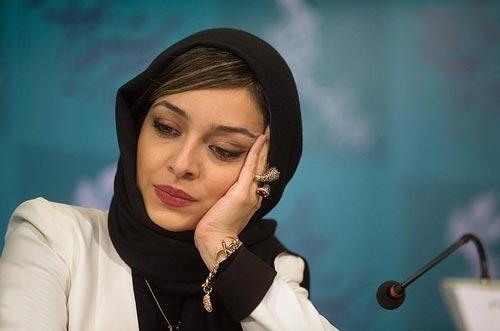 عکس های جالب از پوشش زنان هنرمند ایرانی در جشنواره فیلم فجر