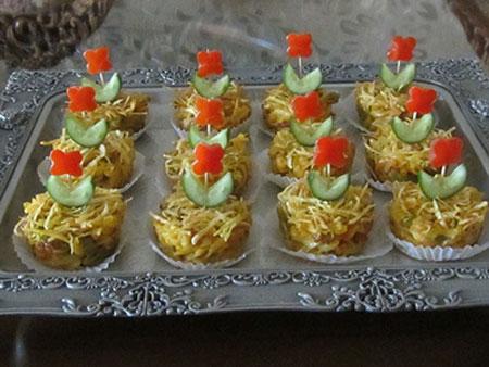 نحوه پخت کوکوی پاستا