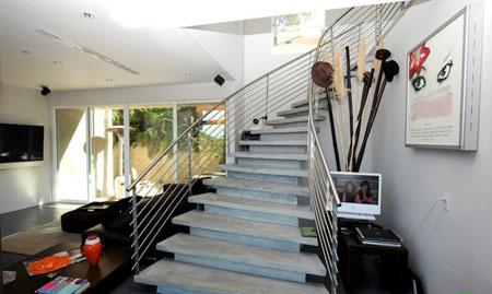راه پله هایی زیبا با طراحی هایی جالب و خاص +عکس