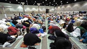 عکس های زیبایی از اولین مسجد زنان در لس آنجلس