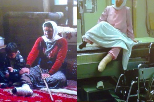 سوتی بسیار جالب در سریال گذر از رنج ها +عکس