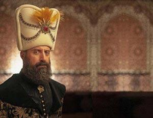 خداحافظی سلطان سلیمان با شهرزاد ترک +عکس