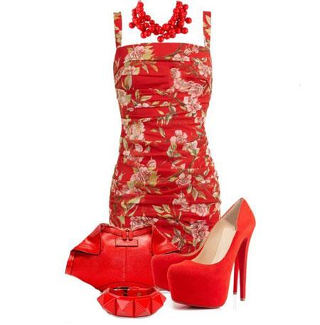 انواع مدل های ست لباس زنانه
