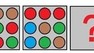 تست هوش جالب رنگ ها