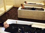 ساخت عجیب ترین حمام زنانه در دنیا +عکس