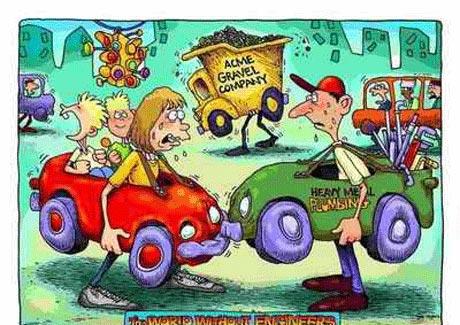 کاریکاتورهای جالب ویژه روز مهندس