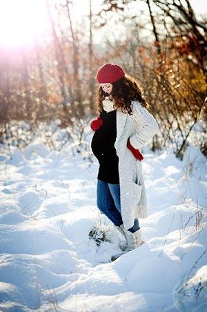 روش های حفظ سلامت مادر و جنین در فصل زمستان