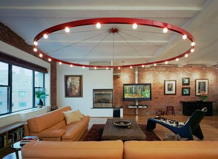 ترفند های جالب طراحی دکوراسیون داخلی منزل