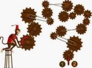 تست هوش جالب میمون بازیگوش و چرخ دنده ها!
