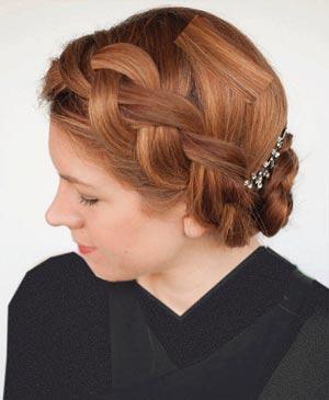 آموزش تصویری آرایش موها، بسیار زیبا و جالب +عکس