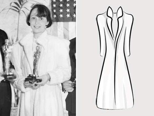 مدل لباس زنان برنده جایزه اسکار از ابتدا تاکنون +عکس