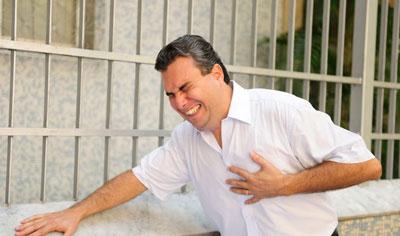 خطرات ناشی از درد قفسه سینه +عکس