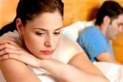 دلایل بی میلی جنسی پس از بارداری
