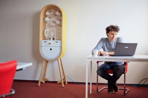 Microkitchen؛ آشپزخانه ای شیک و مدرن +عکس
