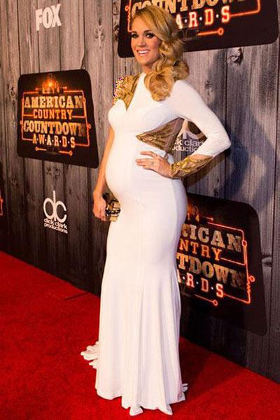 زیباترین و بدترین لباسهای بارداری روی فرش قرمز