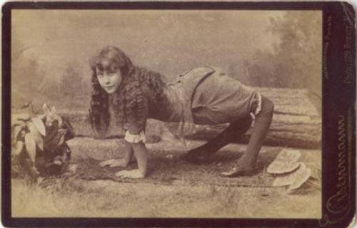 عجیب ترین انسان های تاریخ +عکس