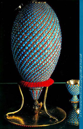 قیمتی ترین جواهرات ایران +عکس