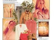 مدل ست کردن لباس زمستانی 2015 به سبک Jennifer Aniston