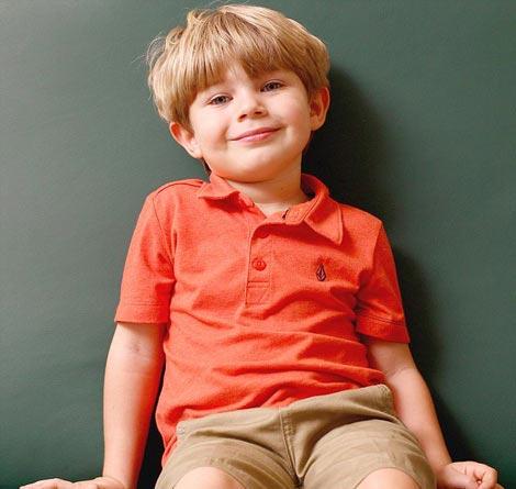 پسری 4 ساله که از قدرت پیشگویی برخوردار است! +عکس