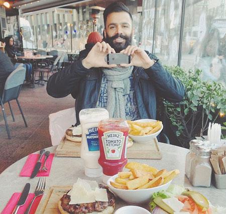 راز تناسب اندام سیروان خسروی خواننده محبوب پاپ +عکس