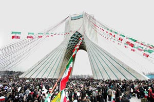 اس ام اس های جالب و جدید تبریک 22 بهمن 93
