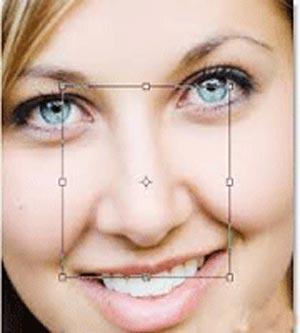 از بین بردن عیوب بینی به کمک آرایش