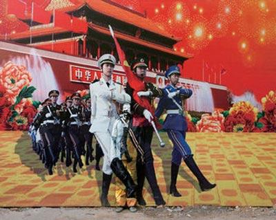 لیو بولین مرد نامرئی چینی +عکس