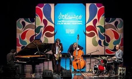 چهارمین روز جشنواره بین المللی موسیقی فجر +عکس