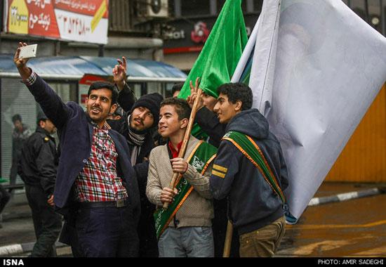 اخبار دقیق و کامل جشن ملی ایرانیان +عکس