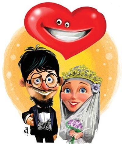 چطور فردی مناسب برای ازدواج پیدا كنیم؟