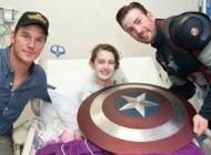 ستاره معروف هالیوودی در بیمارستان +عکس