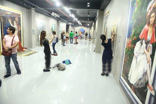 عکس های دیدنی موزه هنرهای ۳بعدی در فیلپین