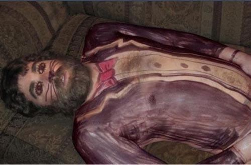 نقاشی های جالب و خنده دار روی بدن انسان +عکس