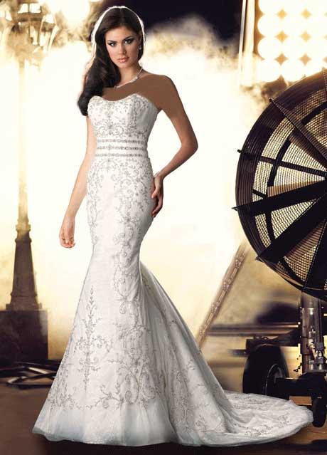 جدیدترین مدل های لباس عروس 2015
